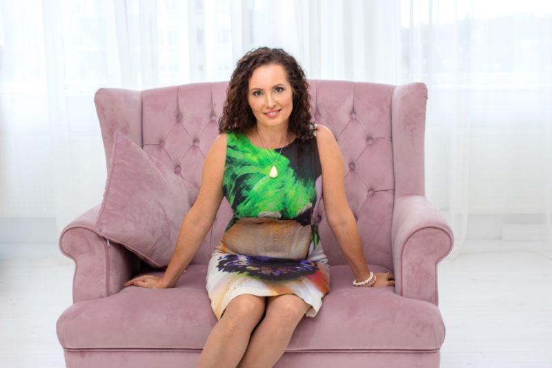 Monika Palm annab Rakveres kolmeosalise hingamiskursuse