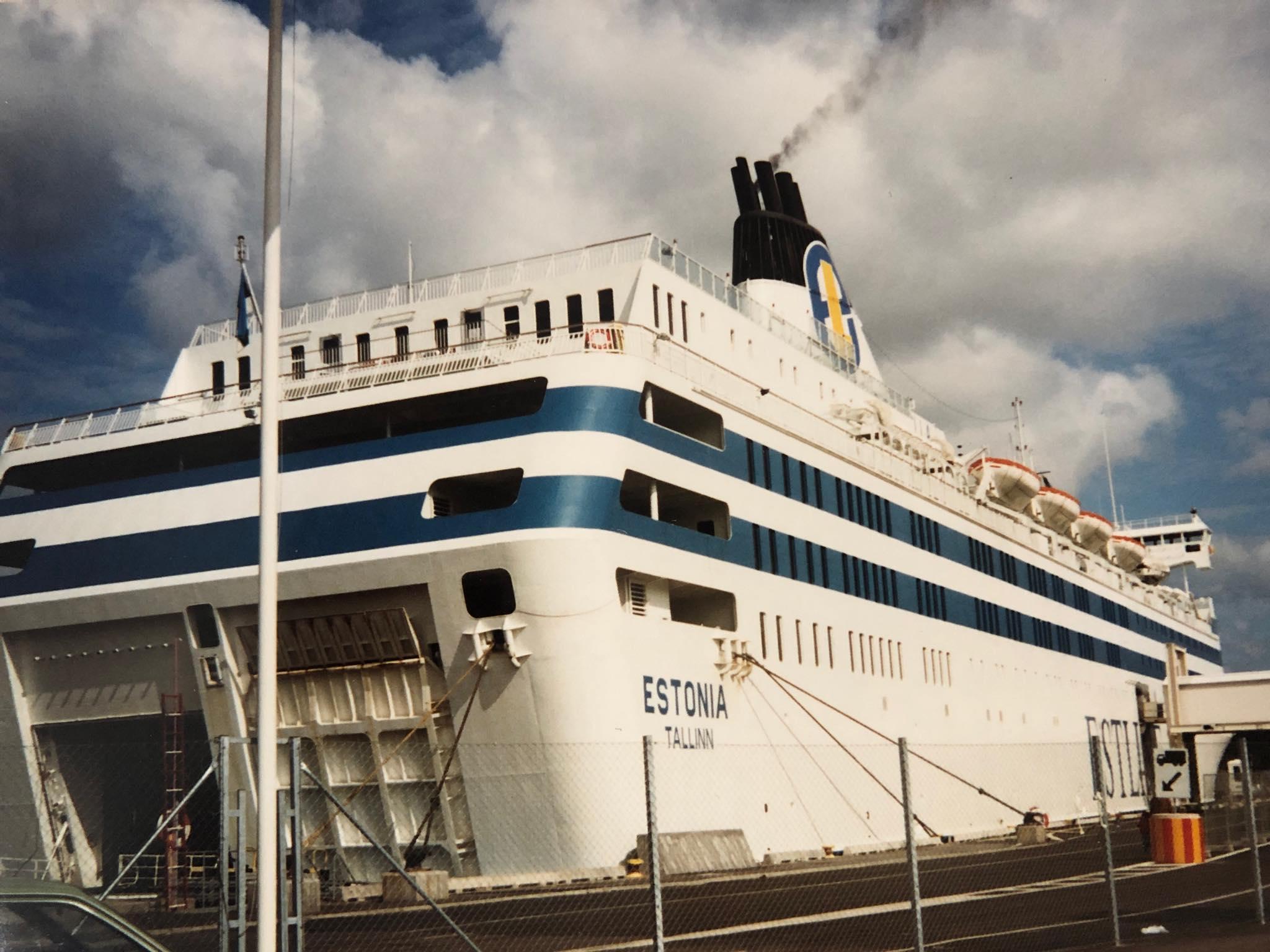 September 1994: kuidas Kaidi Karilaid Estonialt pääses