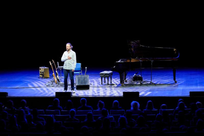 FOTOD I Oleg Pissarenko tänas kontserdil inimesi, kes teevad päriselt head!