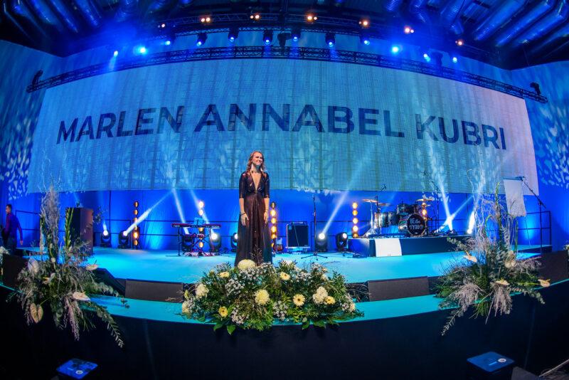 Marlen Annabel Kubri Eesti suurimal seminaril: meie ise loome enda elu!