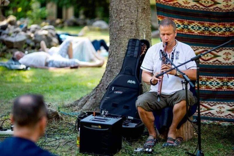 Neemo Saareväli indiaaniflöödikontserdist: on teaduslikult tõestatud, et helilained mõjutavad meid