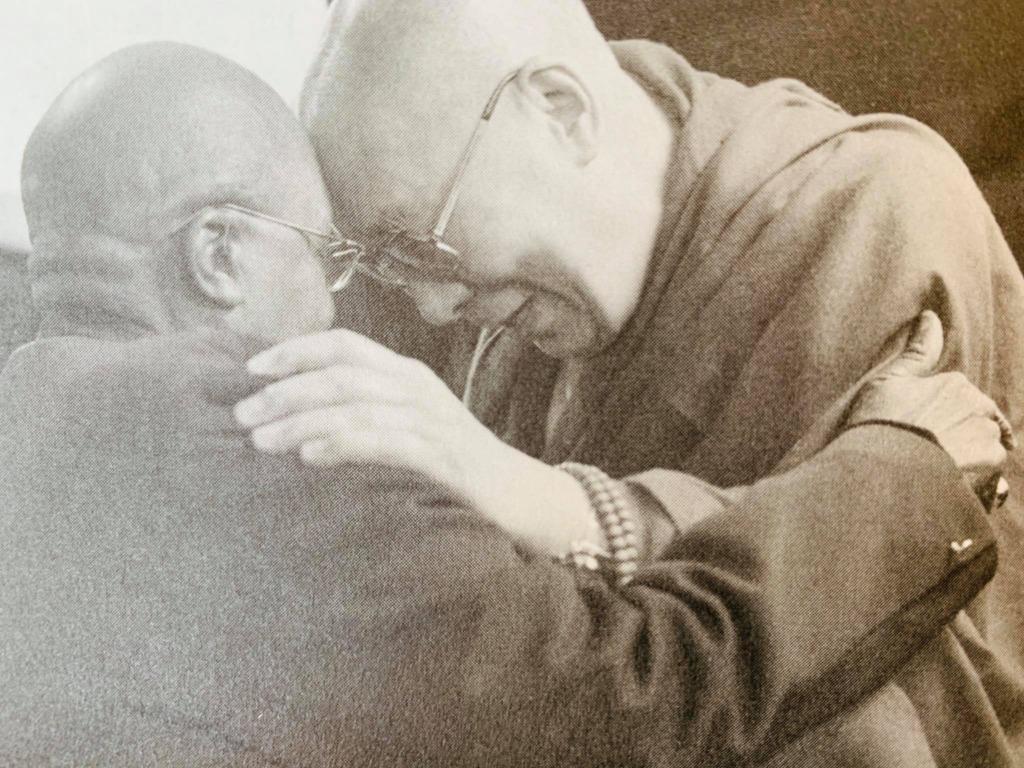 Dalai-Laama ja Desmond Tutu