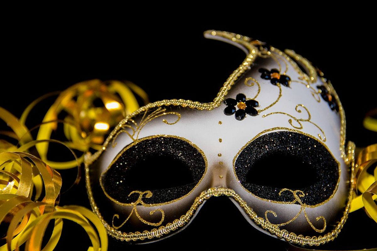 karneval-mask