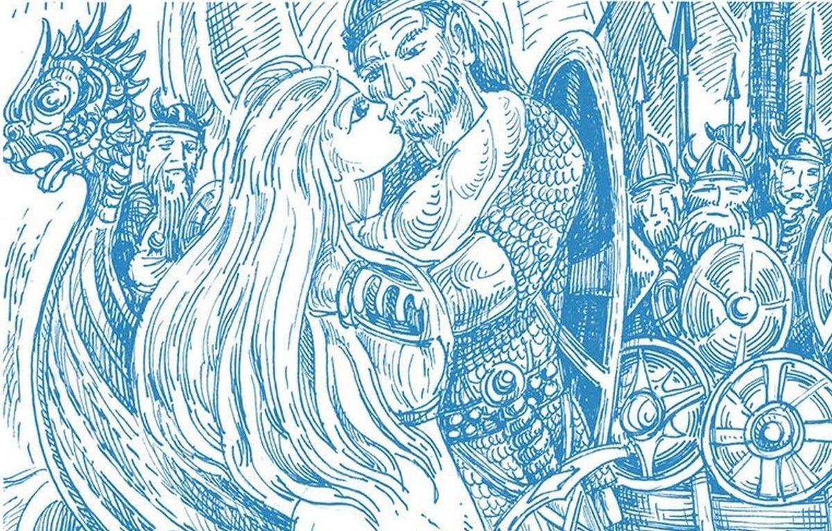 Viiking Sveni seiklused
