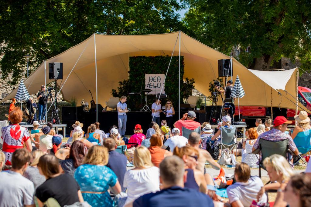 Enesearengufestival Hea Elu 2021 (Foto Kai Kuusik-Greenbaum)