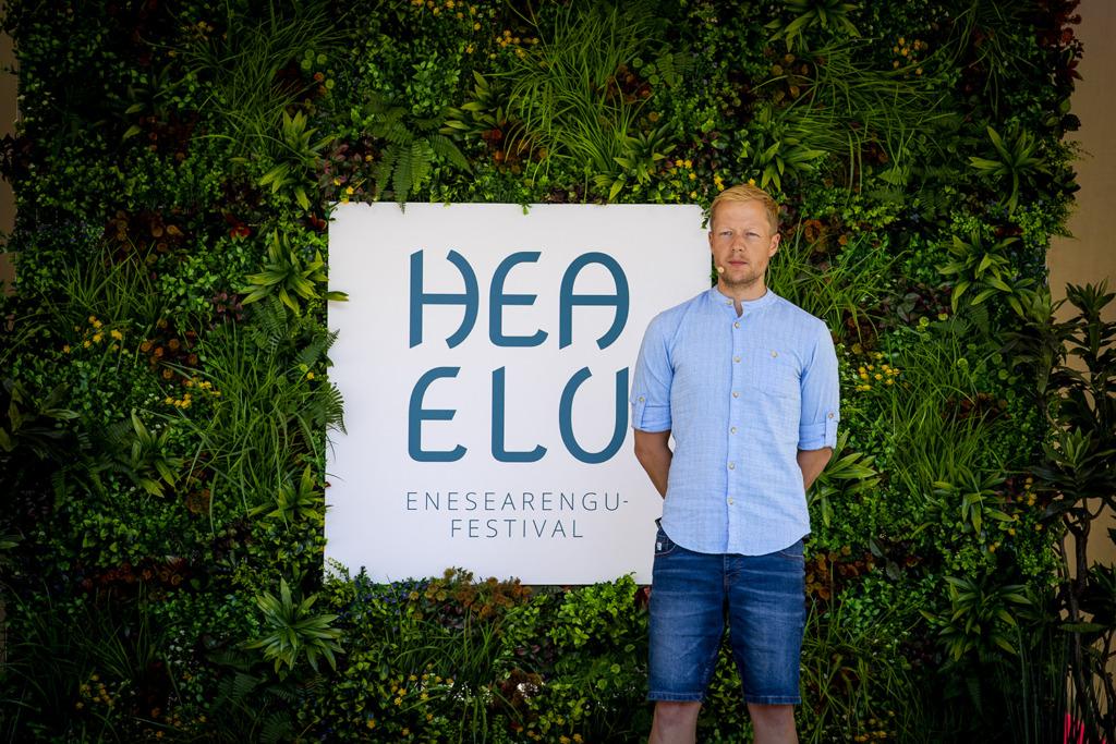 Rivo Sarapik enesearengufestivalil Hea Elu (Foto Kai Kuusik-Greenbaum) (1)