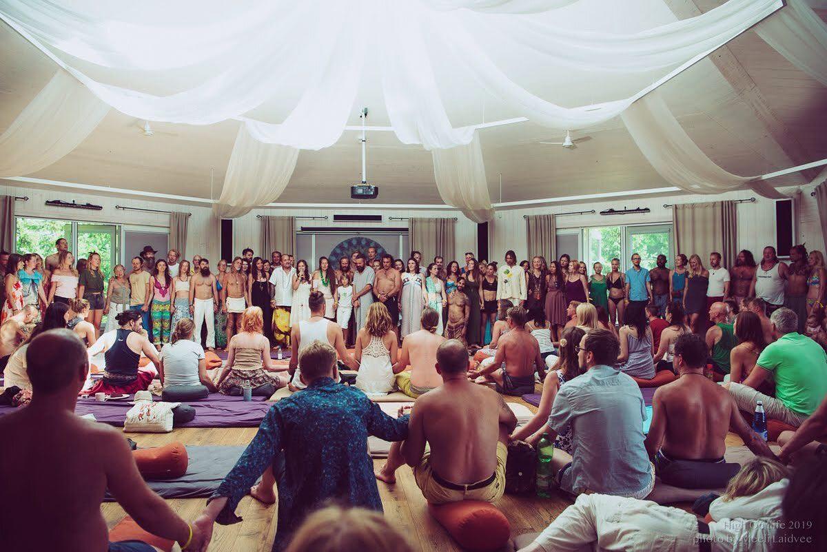 JUBA SELLEL NÄDALAVAHETUSEL I Ühenduses High on Life festival aitab luua ühendust iseenda ja teistega